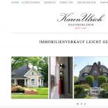 """<a href=""""https://ulrich-immobilien.eu/"""" target=""""_blank"""">Ulrich Immobilien, Seevetal.</a> Umbau der Seite von Joomla zu WBCE. Laufende Pflege der Site. Flyer-/ Anzeigenerstellung."""