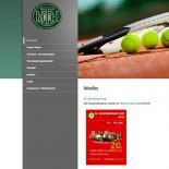 """Erstellung der Webseite der Tennisabteilung des<a href=""""http://www.htuhc-tennis.de/"""" target=""""_blank""""> HTuHC in der Turnerschaft Harburg</a> 2014"""