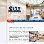 """<p><a href=""""https://city.weber-apotheken.de/"""" target=""""_blank"""">http://city.weber-apotheken.de</a></p> Relaunch des gesamten Auftrittes der 5 Weber-Apotheken"""