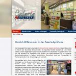 "<p><a href=""https://galerie.weber-apotheken.de/"" target=""_blank"">http://galerie.weber-apotheken.de</a></p> Relaunch des gesamten Auftrittes der 5 Weber-Apotheken"
